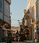 Theotokopoulo Street in Chania Old Town
