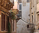 In a Chania alley