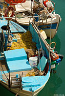 Fishing boats in Georgioupolis