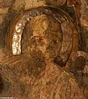 Fresco of St. John the Apostle