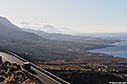 Early morning on the road to Sfakia