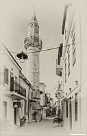 Minaret in Chania
