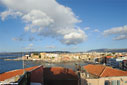 Over the rooftops of Chania