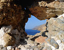 Sfakia view from the fort