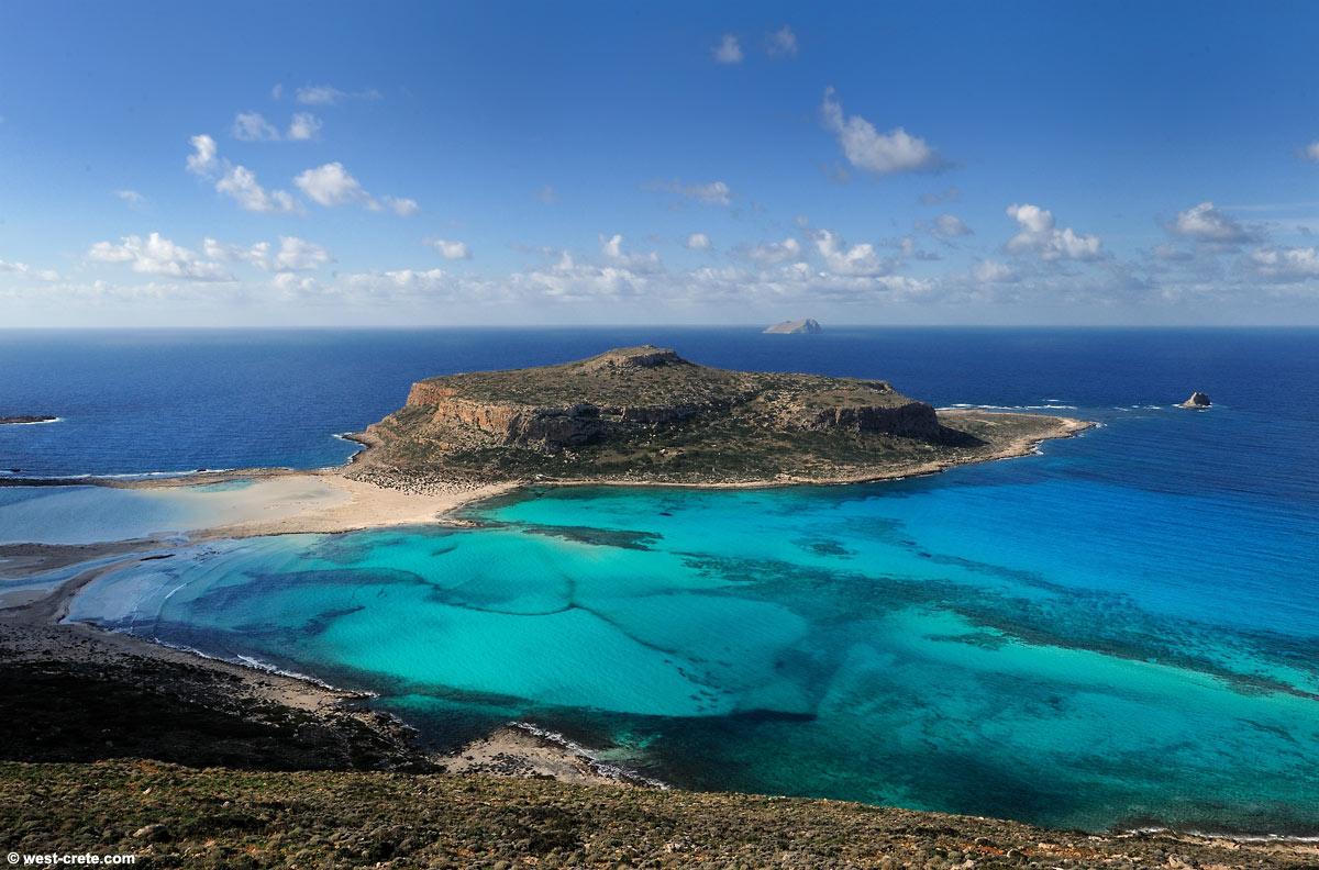 Tigani to Balos, Gramvoussa peninsula