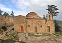 The Byzantine church of Rotonda