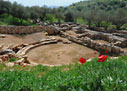 Aptera - Ancient theatre