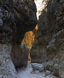 In the gorge of Imbros