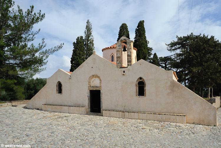 Church of Panagia Kera near Kritsa