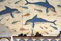 The Dolphin Fresco