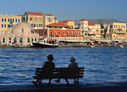 Afternoon in Chania
