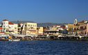 Afternoon in Chania harbour