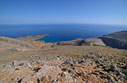 High above the coast of Sfakia