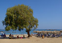 Nea Chora beach in Chania