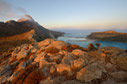 Balos at sunrise
