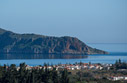 The island of Theodorou by Platanias