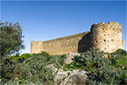Ottoman fort in Aptera