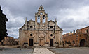 The monastery of Arkadi
