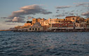 Evening in Chania harbour