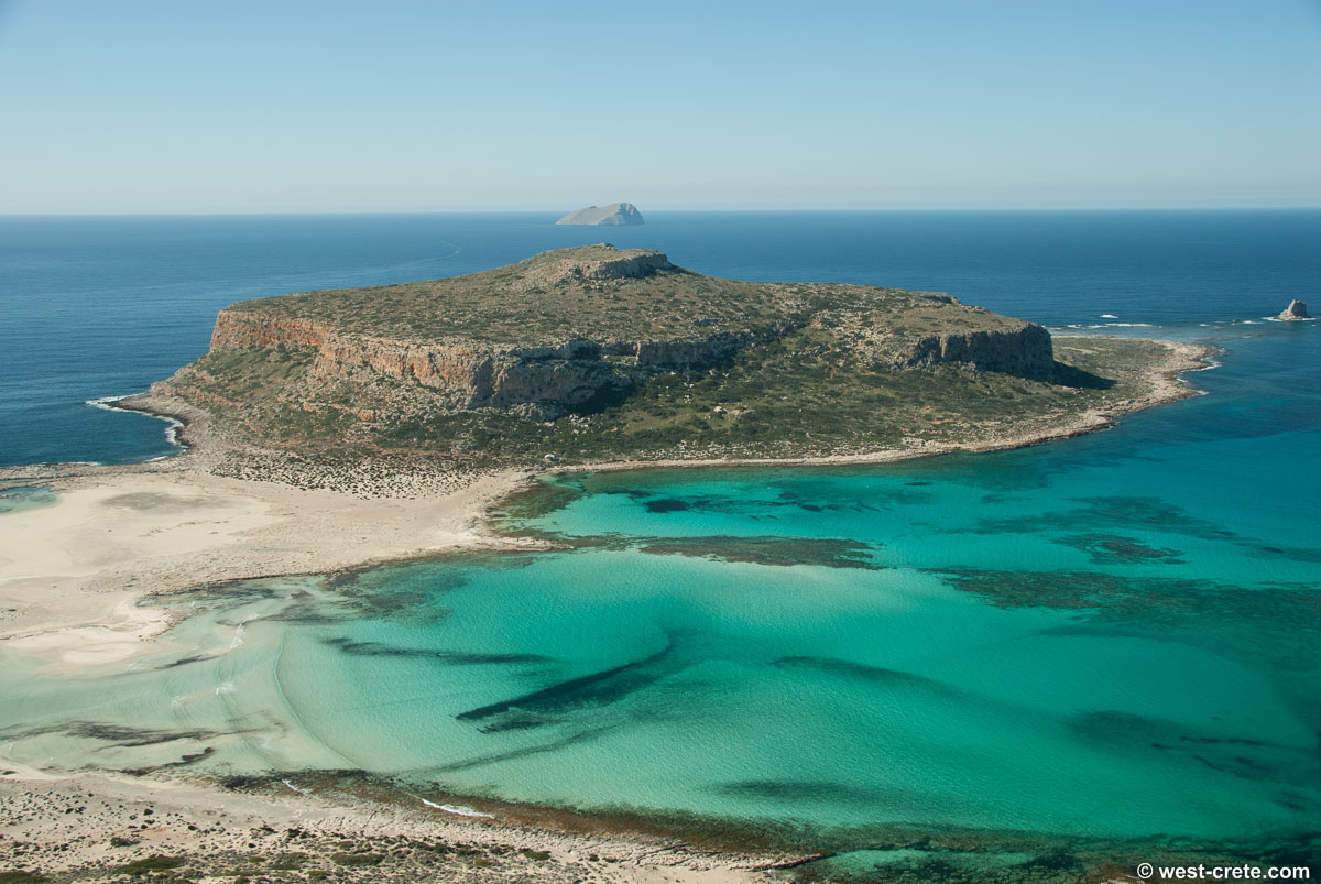 Excursion to Balos beach and Gramvousa