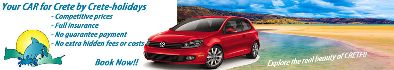 Car Rental Crete-Holidays