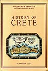 A History of Crete by Theocharis Detorakis