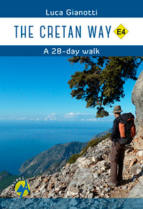 The Cretan Way – A 28-day walk by Luca Gianotti