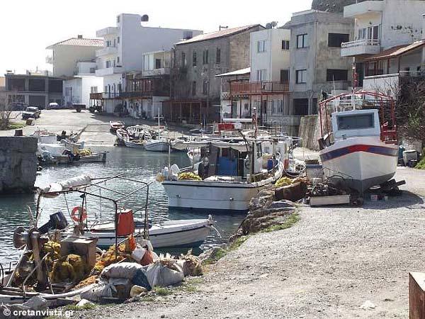 Kolymbari, Crète, Grèce