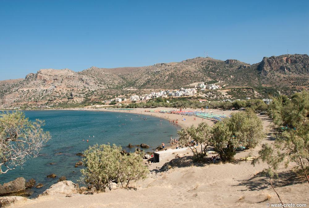 Paleochora Paleohora South Crete Greece
