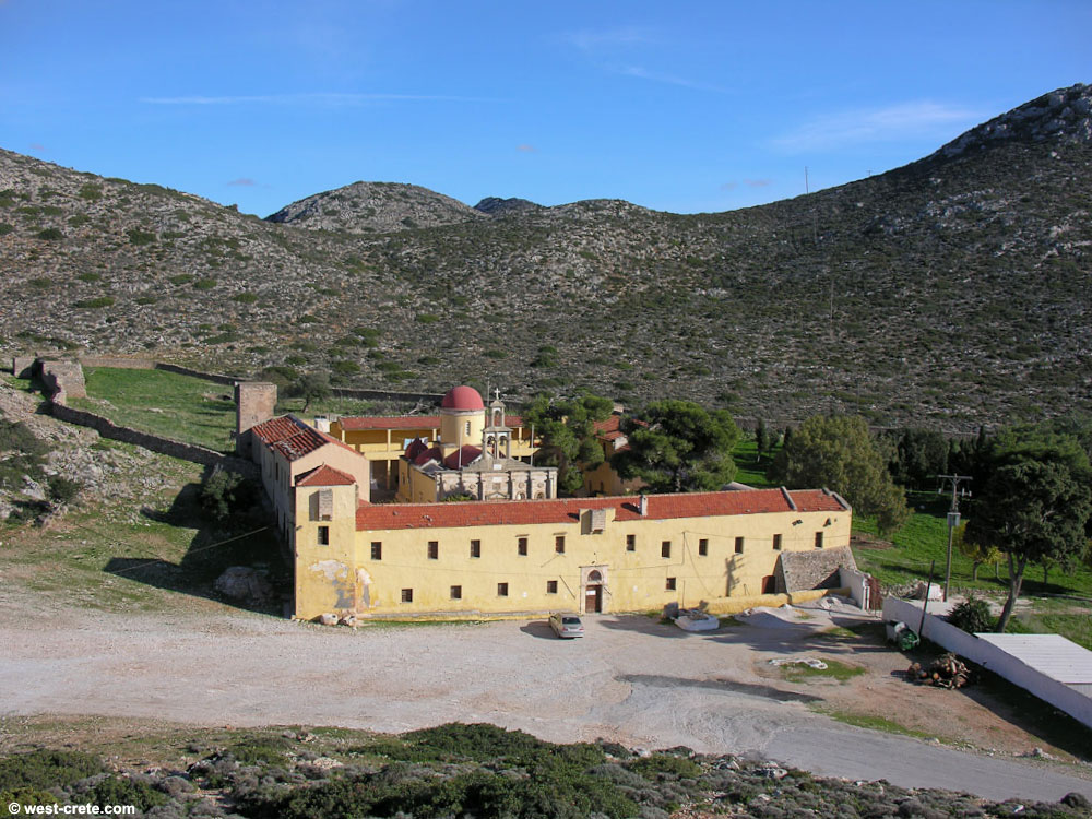 The monastery of Gouverneto